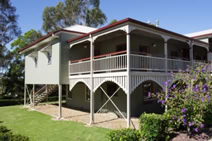 A Brisbane home (in Queensland, Australia). Purpose built for the Australian conditions